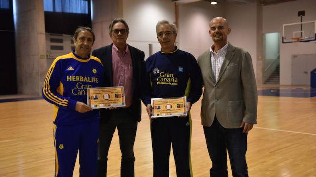 Gran acogida I Clinic de Entrenadores de Baloncesto Isla de Gran Canaria
