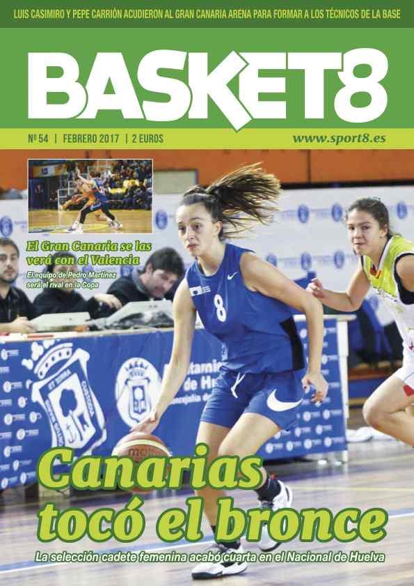 Basket8 Febrero 2017